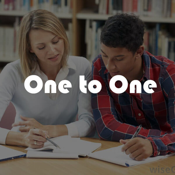 One-to-One-English
